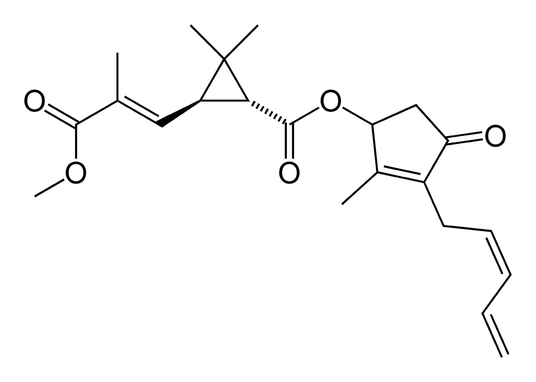 Pyrethrin